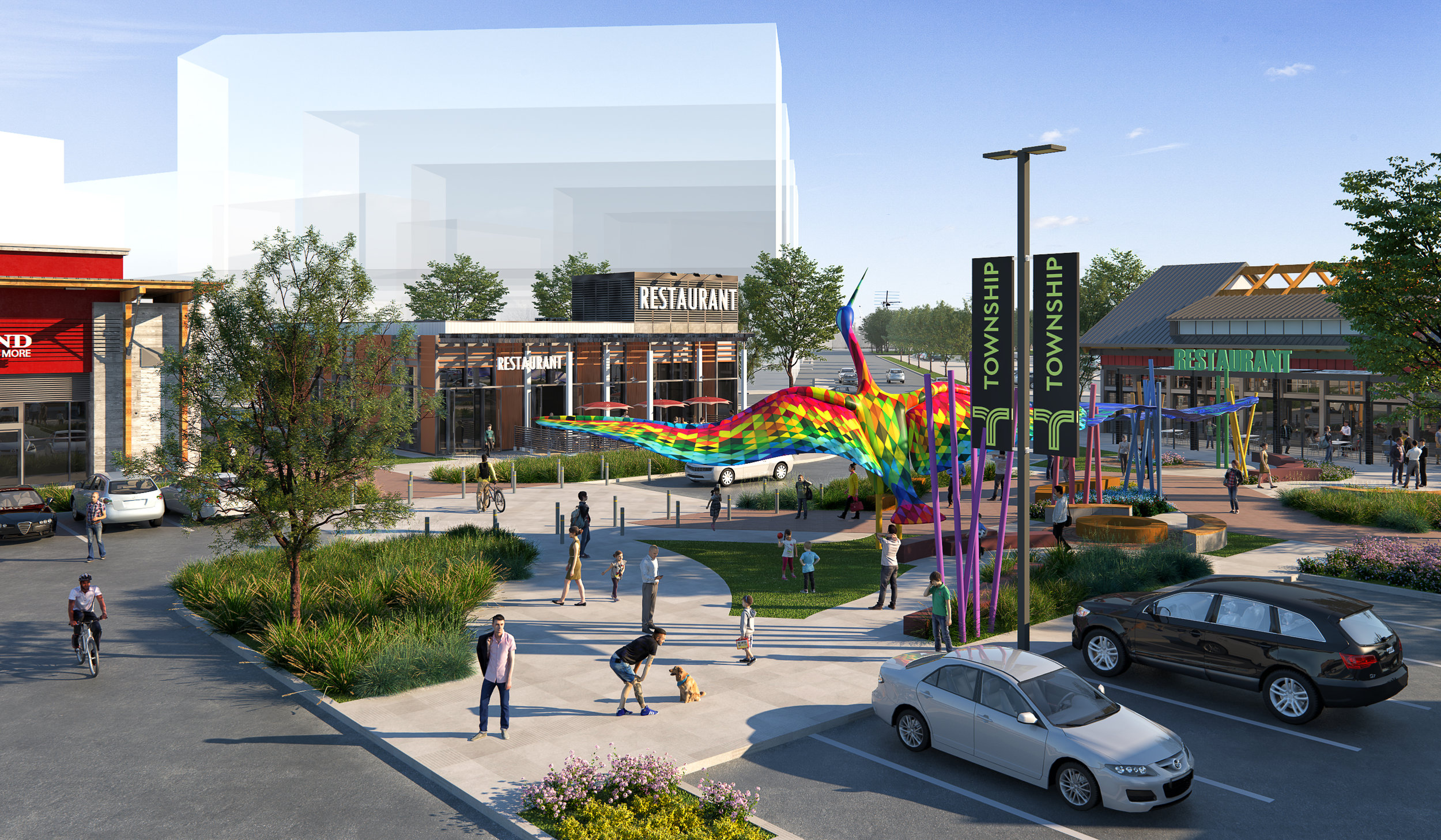 Rendering:    MCMP Architects