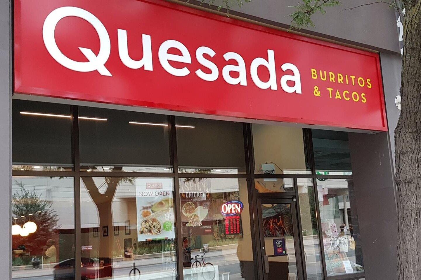 PHOTO: QUESADA VIA FACEBOOK