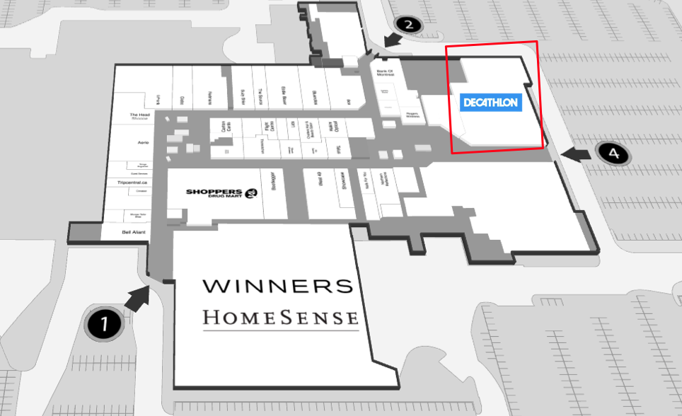 CLICK FOR INTERACTIVE MAP OF MIC MAC MALL