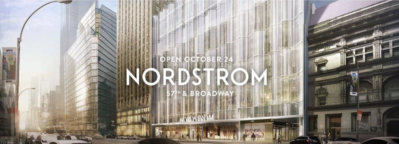 photo: nordstrom manhattan flagship