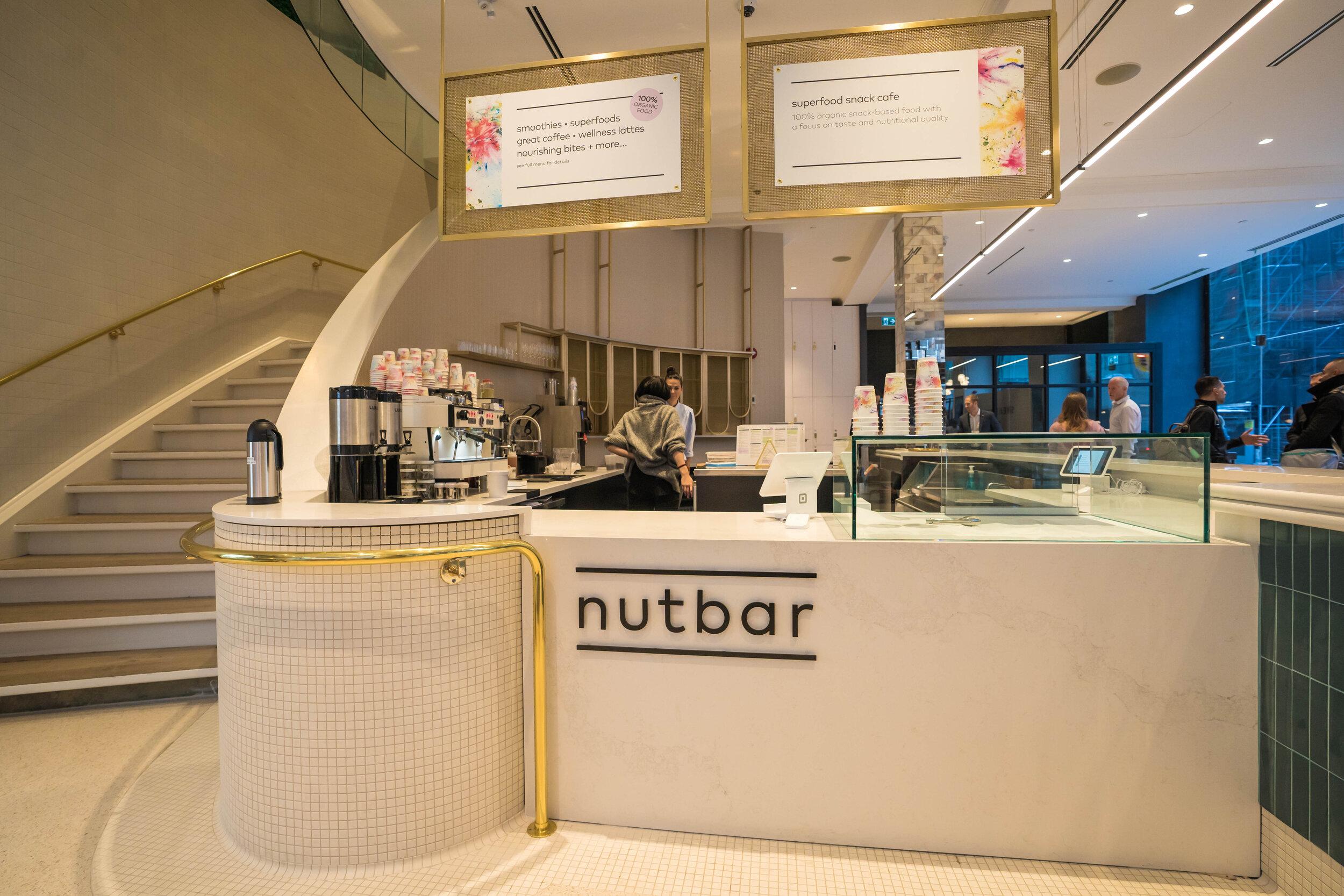 nutbar. photo: sweat & tonic