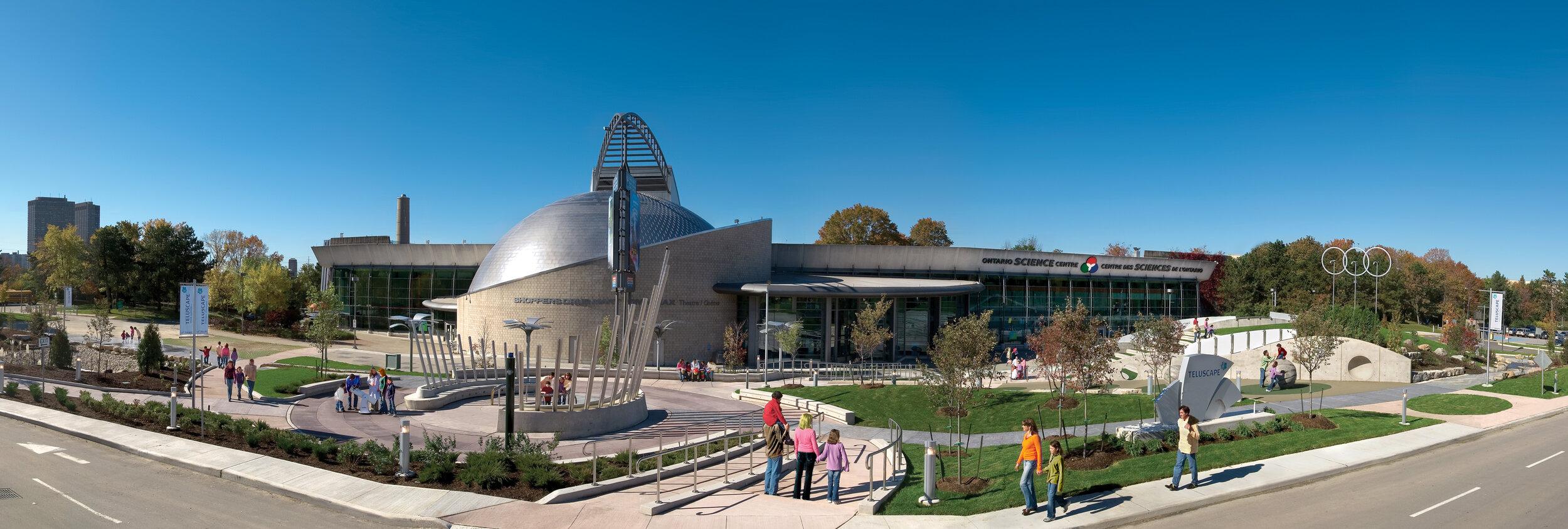PHOTO: Ontario Science Centre