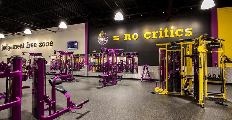photo: planet fitness