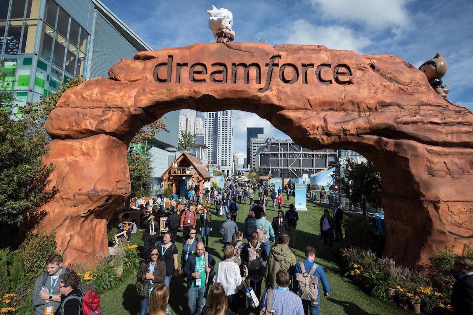 photo: dreamforce