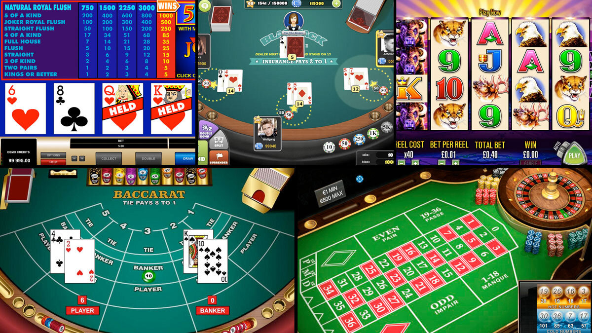 Online Casino Websites