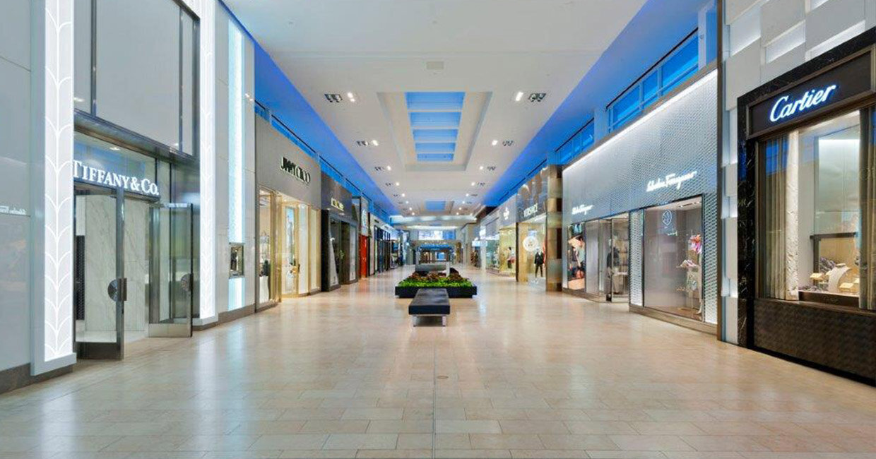 YORKDALE SHOPPING CENTRE. PHOTO: OXFORD PROPERTIES
