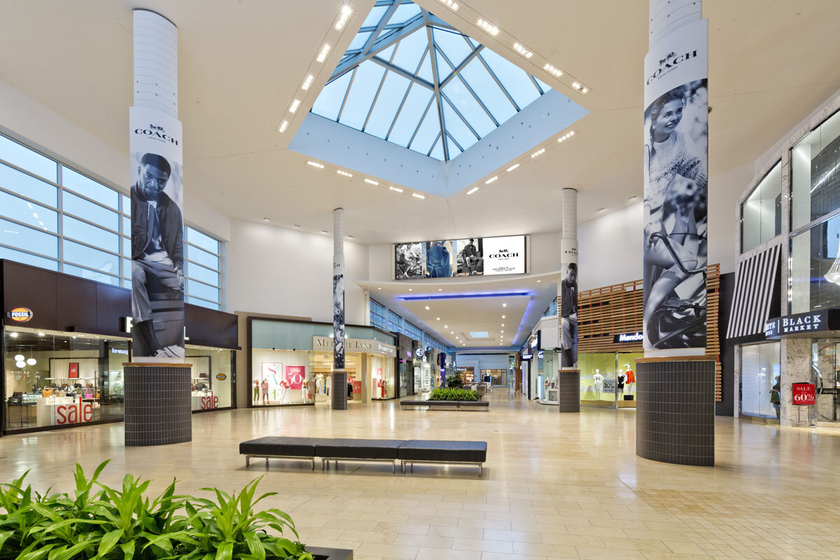 YORKDALE SHOPPING CENTRE. PHOTO: YORKDALE SHOPPING CENTRE