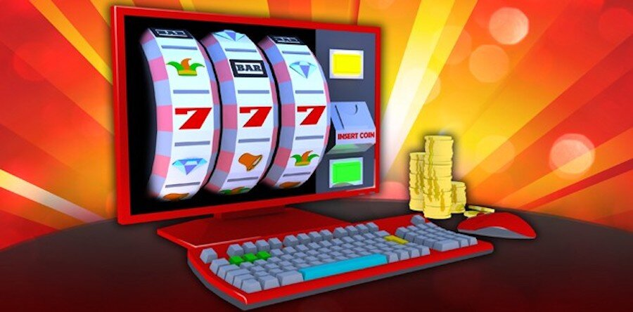 Image result for Playing Slots Online
