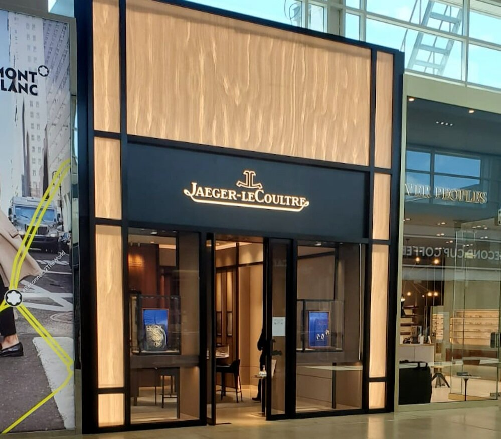 """jaeger-leCoultre corporate store in toronto's yorkdale shopping centre. photo credit: """"jm"""""""