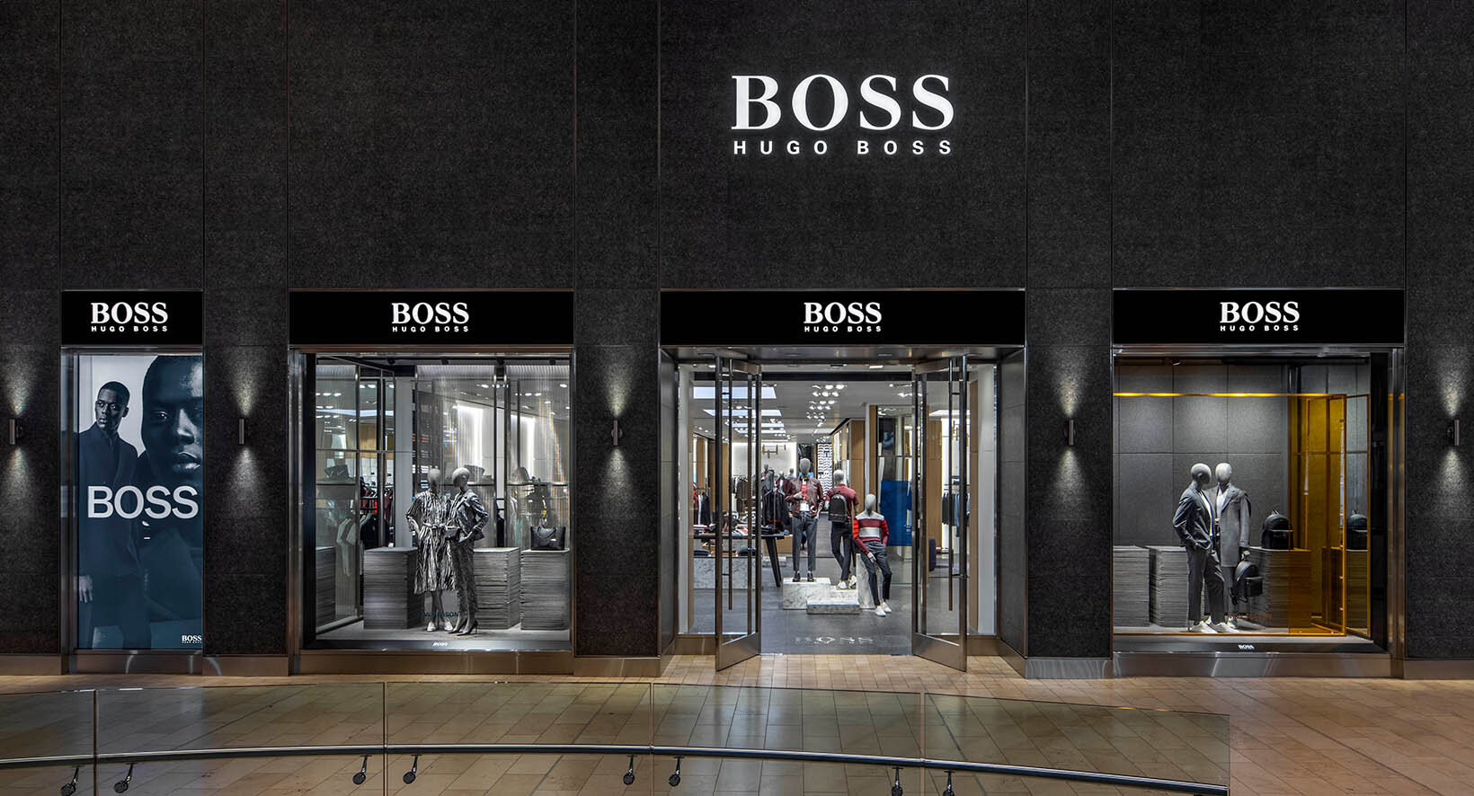 hugo boss outlet store near me