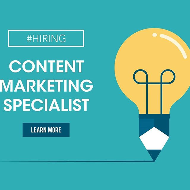 We're #Hiring a Content Marketing Specialist in Montreal, QC #jobs #digitalmarketing #Montreal #Montrealjobs