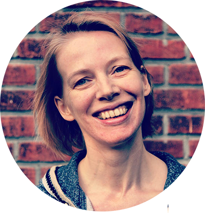 Eva is a health coach that had never touched Photoshop or Illustrator before!  EvaWitsel.nl