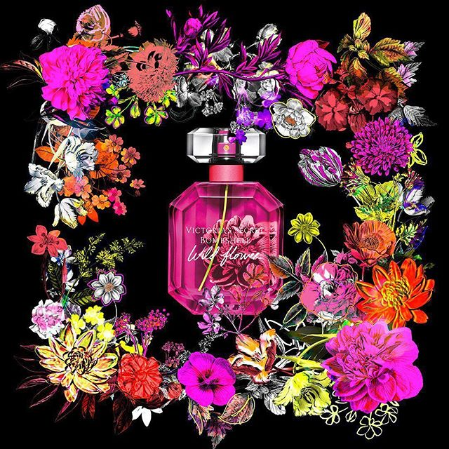BRAND SPOTLIGHT 🔎 @victoriassecret  Talk about flower power! 🌸💐🌼 This design for the new #VSBombshell perfume is an artistic and creative way to frame a product while nodding to its floral scent. . . . #youcanbrand #jennasoard #onlinebusiness #onlinebusinesscoach #onlinecourse #onlinecourses #brandingdesign #brandingcoach #gogetit #boardroombabe #womenwholead #femaleceo #hustlegirl #womeninbusiness #womeninbiz #womanowned #womenownedbusiness #whoruntheworld #femaleowned #entrepreneurspirit #goalgetter #myownboss #creativeentrepeneur #createyourlife #makewaves #branding #beautifulbranding #visualidentity #branddesign