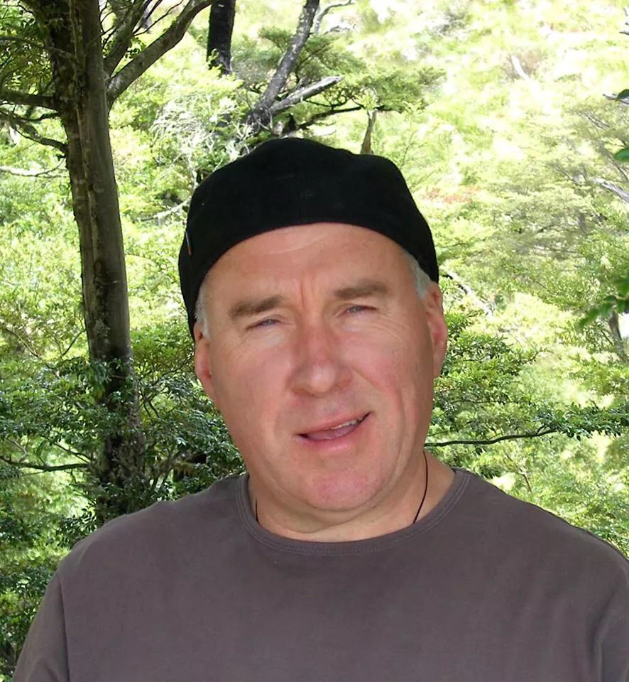 Inner Peace:  Author Greg Hopkinson hopes his new book will help others find a betterlife.