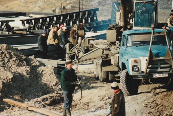 Slaughterhouse Construction