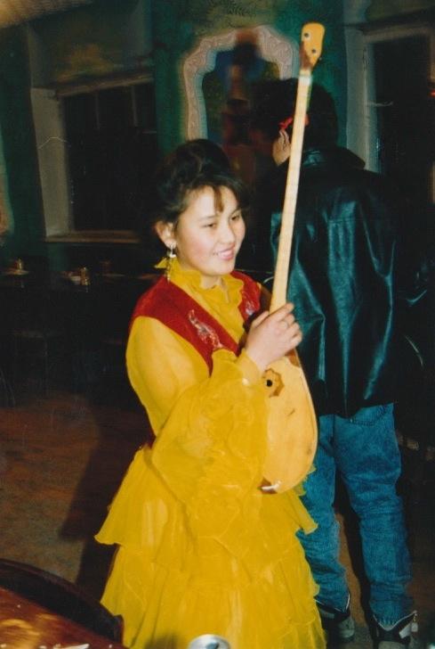 Kazakh Girl