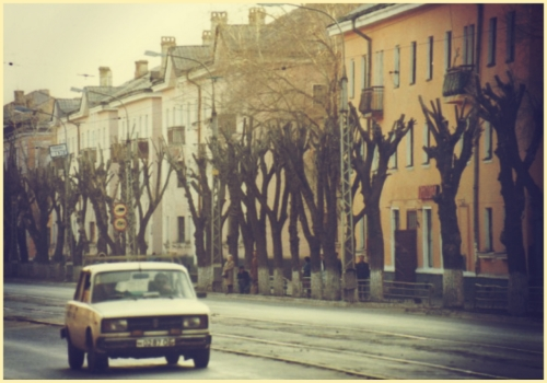 A Lonely Lada