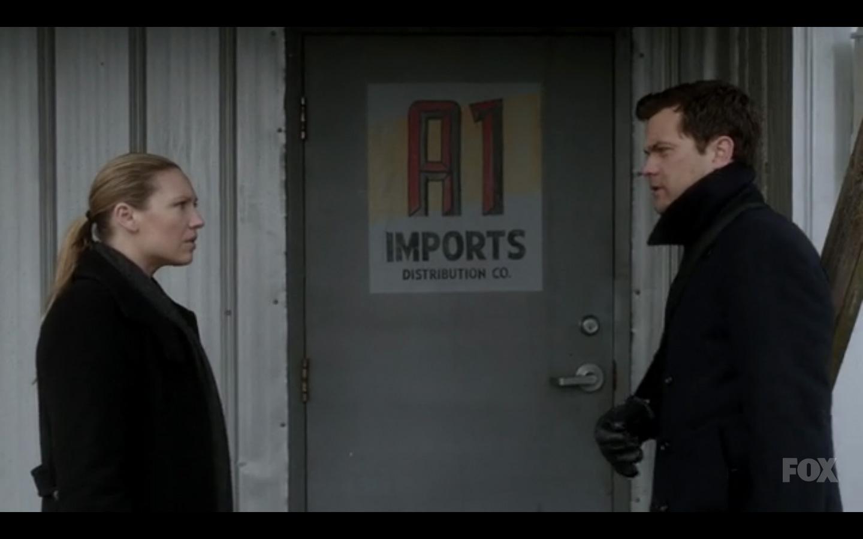 Fringe season finale on FOX
