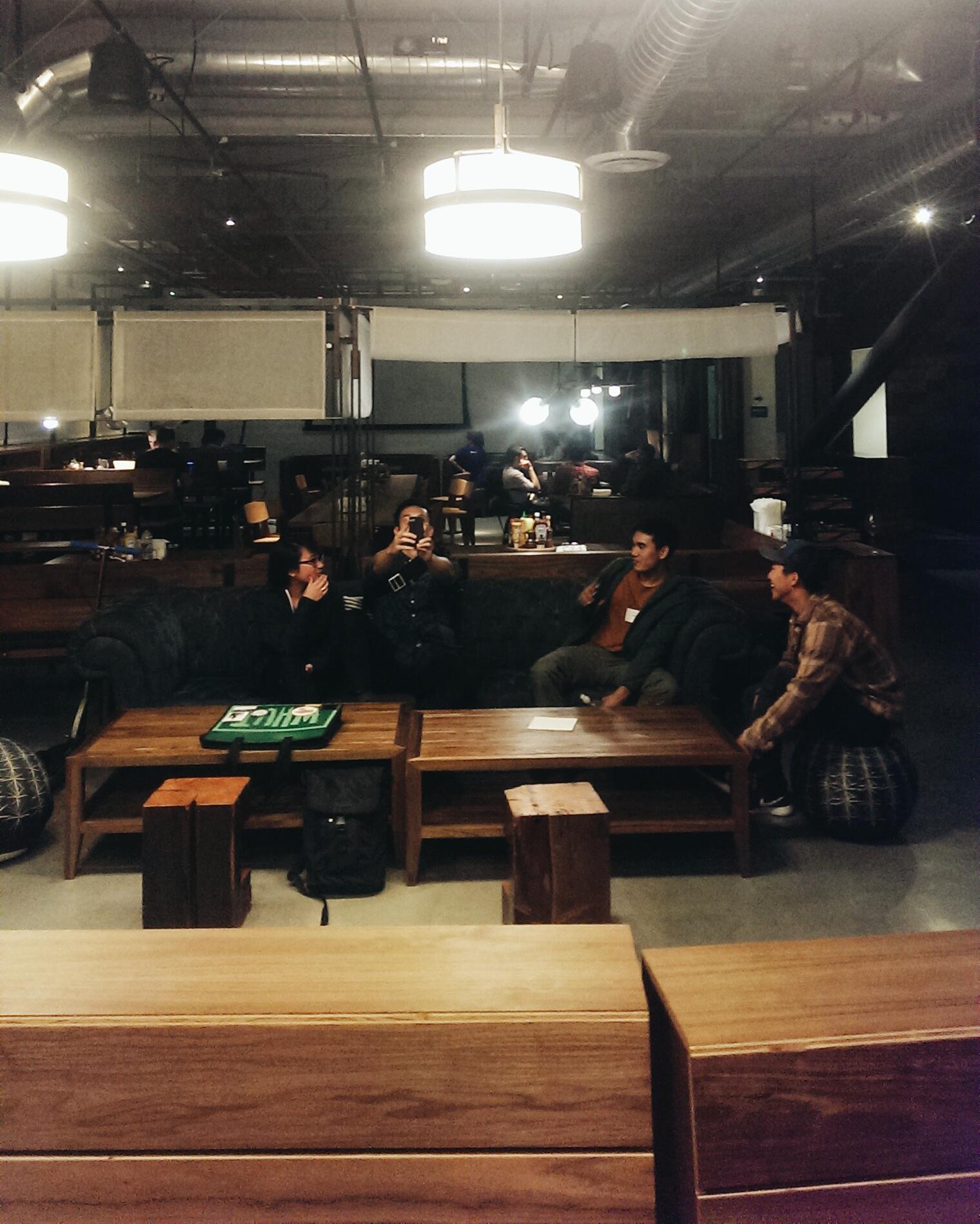 Dropbox HQ