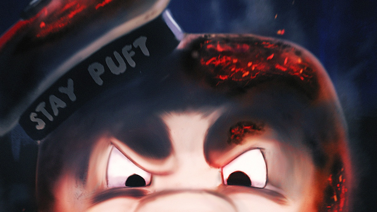 Stay Puft -