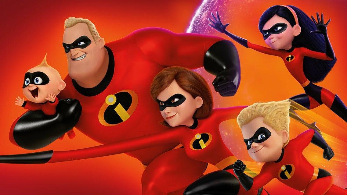Incredibles 2 -