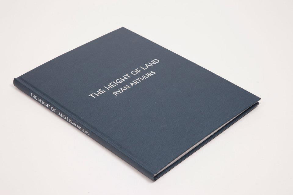 The Height of Land, Houseboat Press, 2013