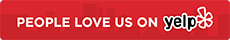 Yelpers welcomed! Your feedback allows us to make improvements!