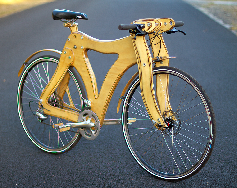 David Murphy - 700cc Plycycle