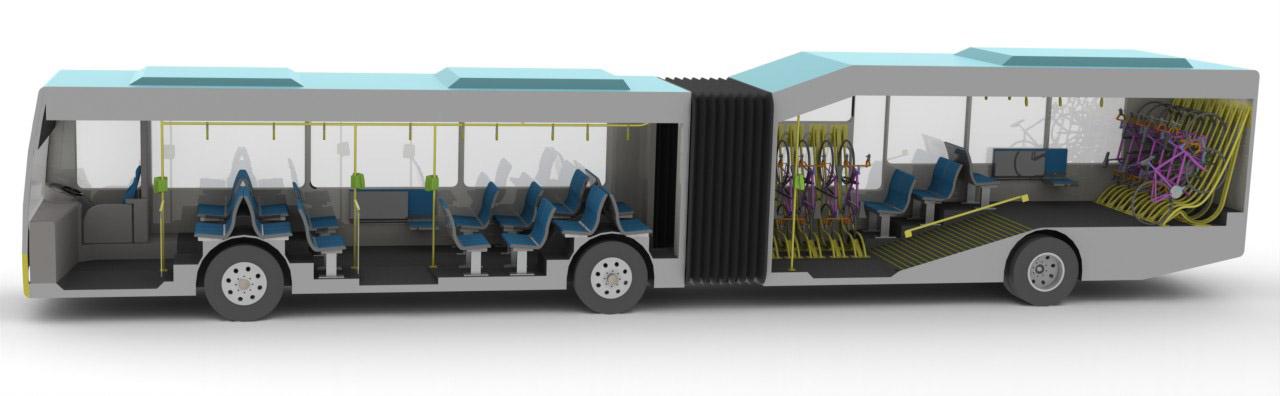 Rose Duong - Bike Bus