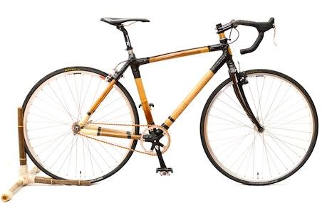 Mik Efford - Bamboo Bike