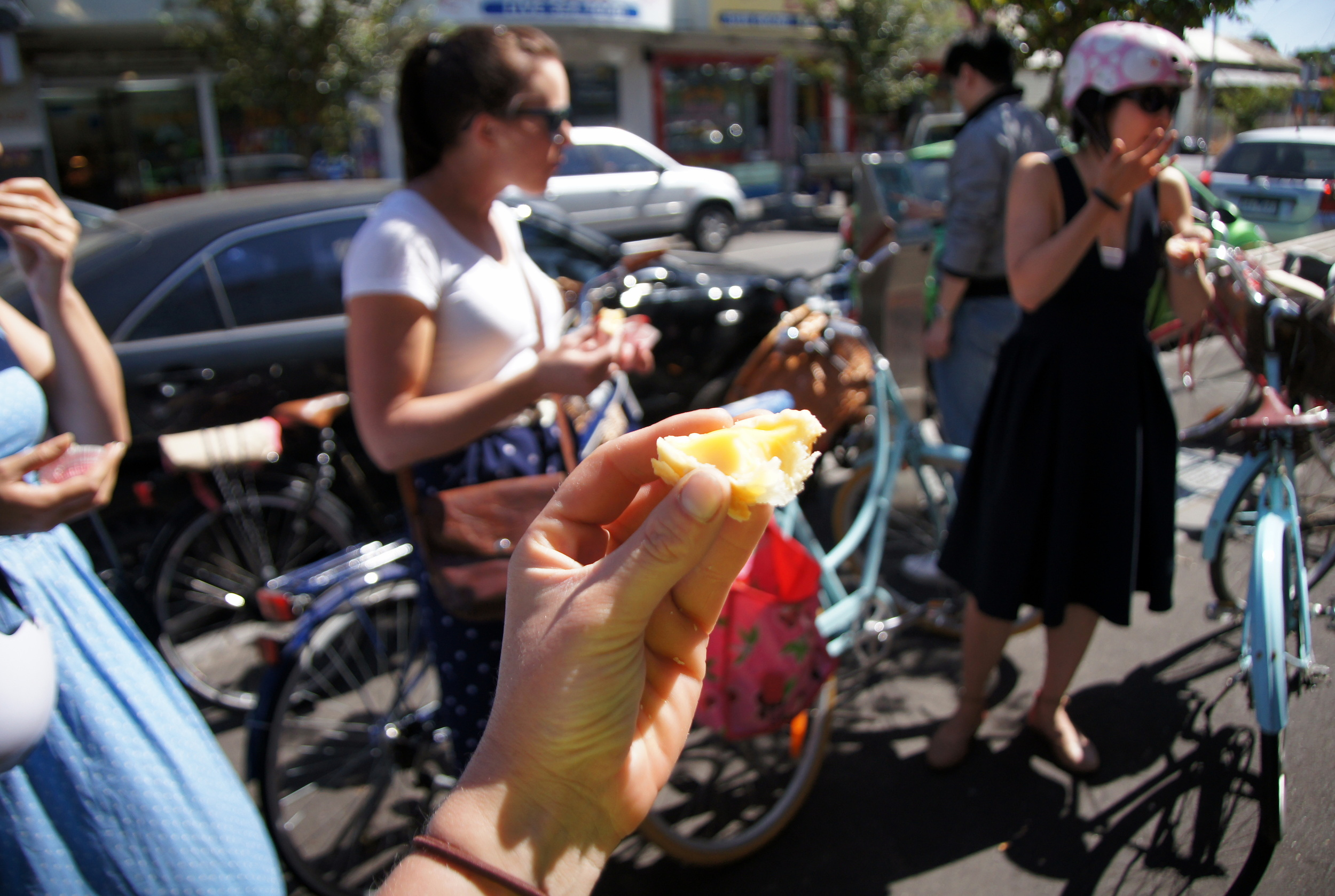 The Sweet Cycle with CycleStyle Joyce in Footscray