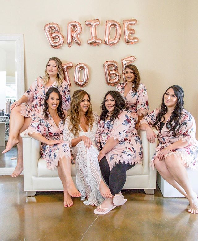 With a bridal posse like this, it makes my job easy! And yes, I did hair for the entire bridal party! These #bridesbabes all had the best hair and kept me laughing all morning! And can we talk about how gorgeous my bride @miss_anastasia is! #megababe . . . . Hair by me @tinaromo1• Photo @lolitavasquezphoto• Makeup @graffitima & @jillianwilkey• Venue @goldhillgardensca• Event coordinator & florals @carolyn.oliveira• Cake @gowestbakingandevents• DJ @beatfleetdjs• Staffing/bar tending @lespafolsom• Brew @auburnalehouse•  #bridehair #bridalpartyhair #weddinghairsacramento #goldhillgardens #newcastleweddings #newcastlewedding #auburnweddings #californiawedding #californiaweddinghair #sacramentobeauty #sacramentobride #sacramentobridalbeauty #theknotpro #bridetobe #halfuphalfdownhair #loosewaves #bridalhairstyling #weddingbeauty #foothillswedding #amadorwedding #sacramentohair #rosevilleweddinghair #curls #romantichair #bridestyle