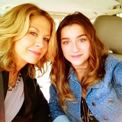 DEC. 3: Day #1 filming w/ Ava! (Growing Up Fisher--a new NBC comedy series coming in Feb. 2014!!)
