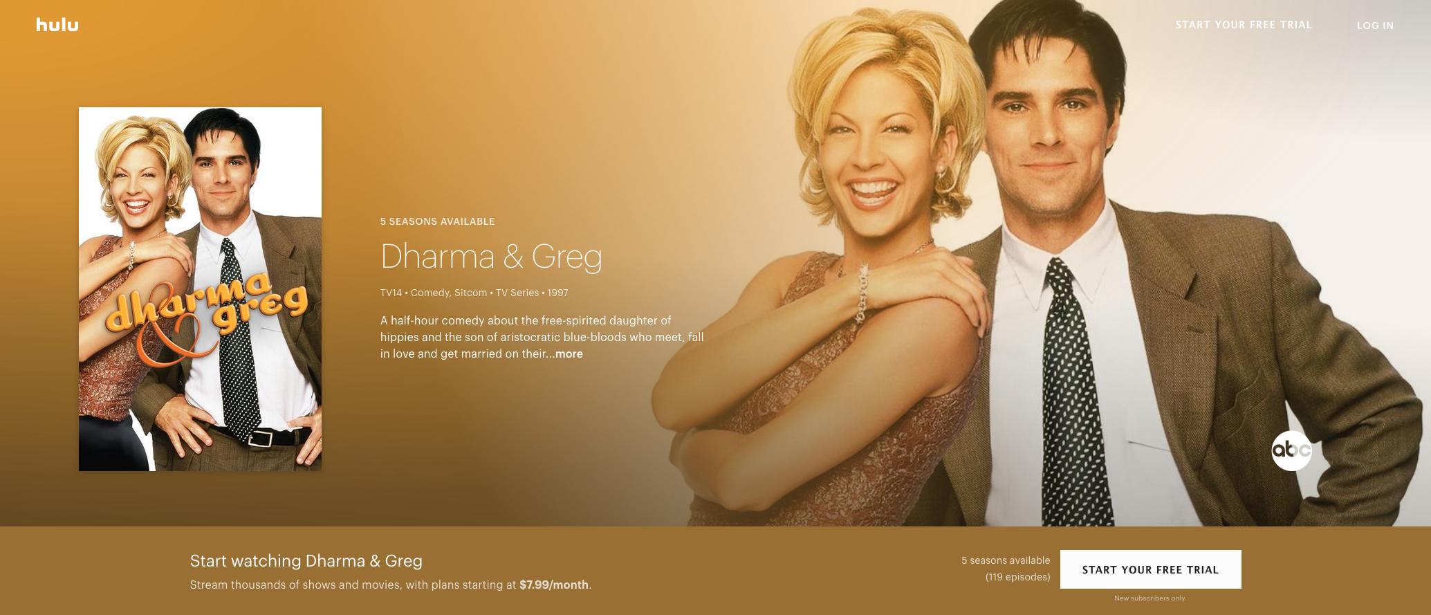 D&G on Hulu.png