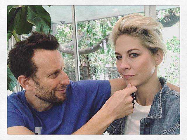 💙 Keep your chin up this weekend, y'all. 💙 @bodhielfman