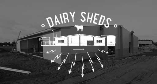 HAWERA DAIRY SHED    Jeremey and Rachael Moore, Dairy Farmers, Hawera, Taranaki