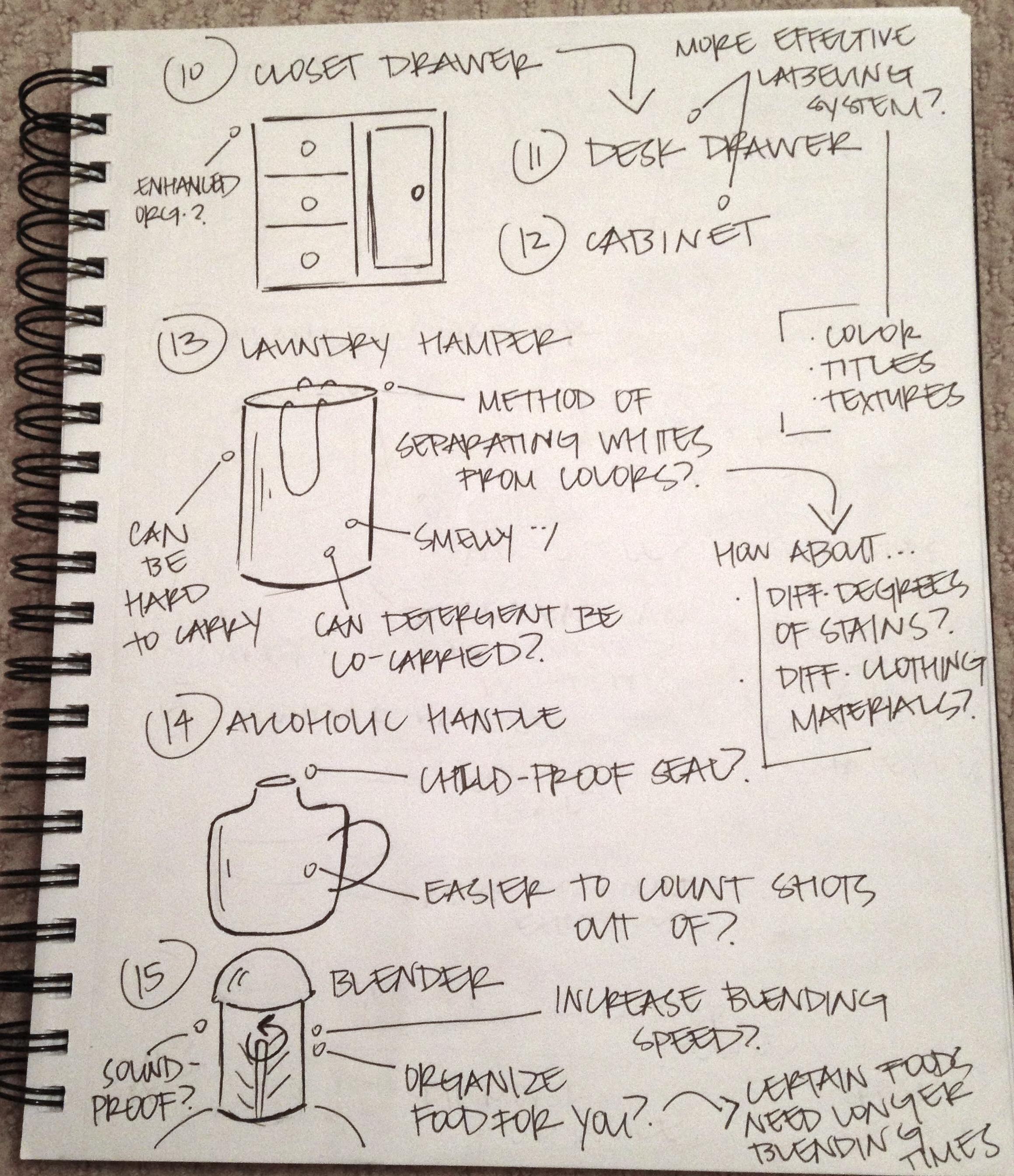 DP3: 100+ Things Brainstorm (3/8)