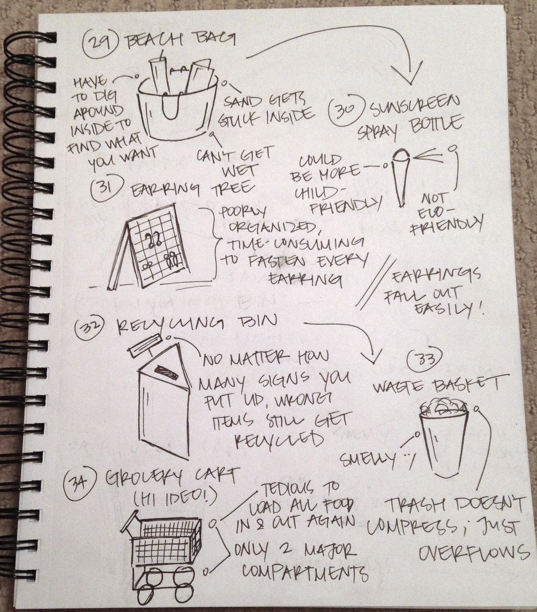 DP3: 100+ Things Brainstorm (4/8)