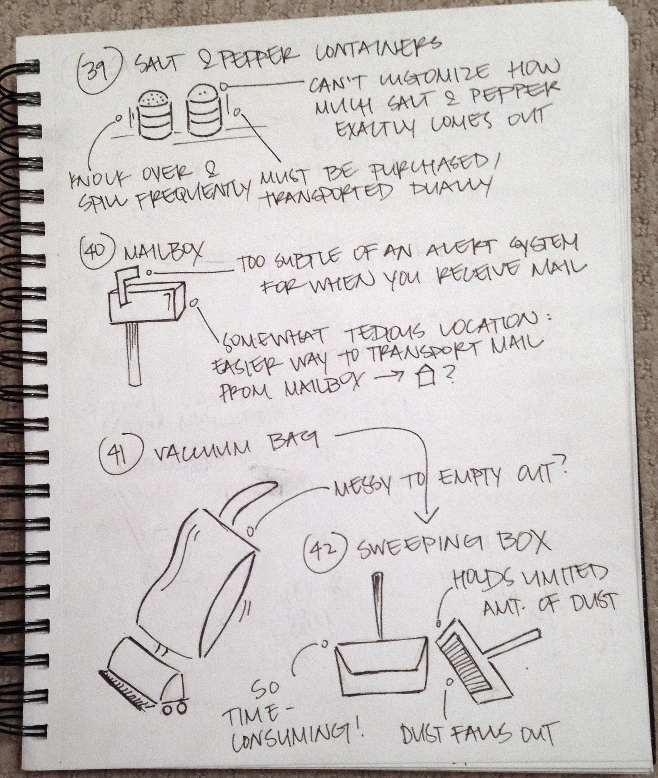DP3: 100+ Things Brainstorm (5/8)