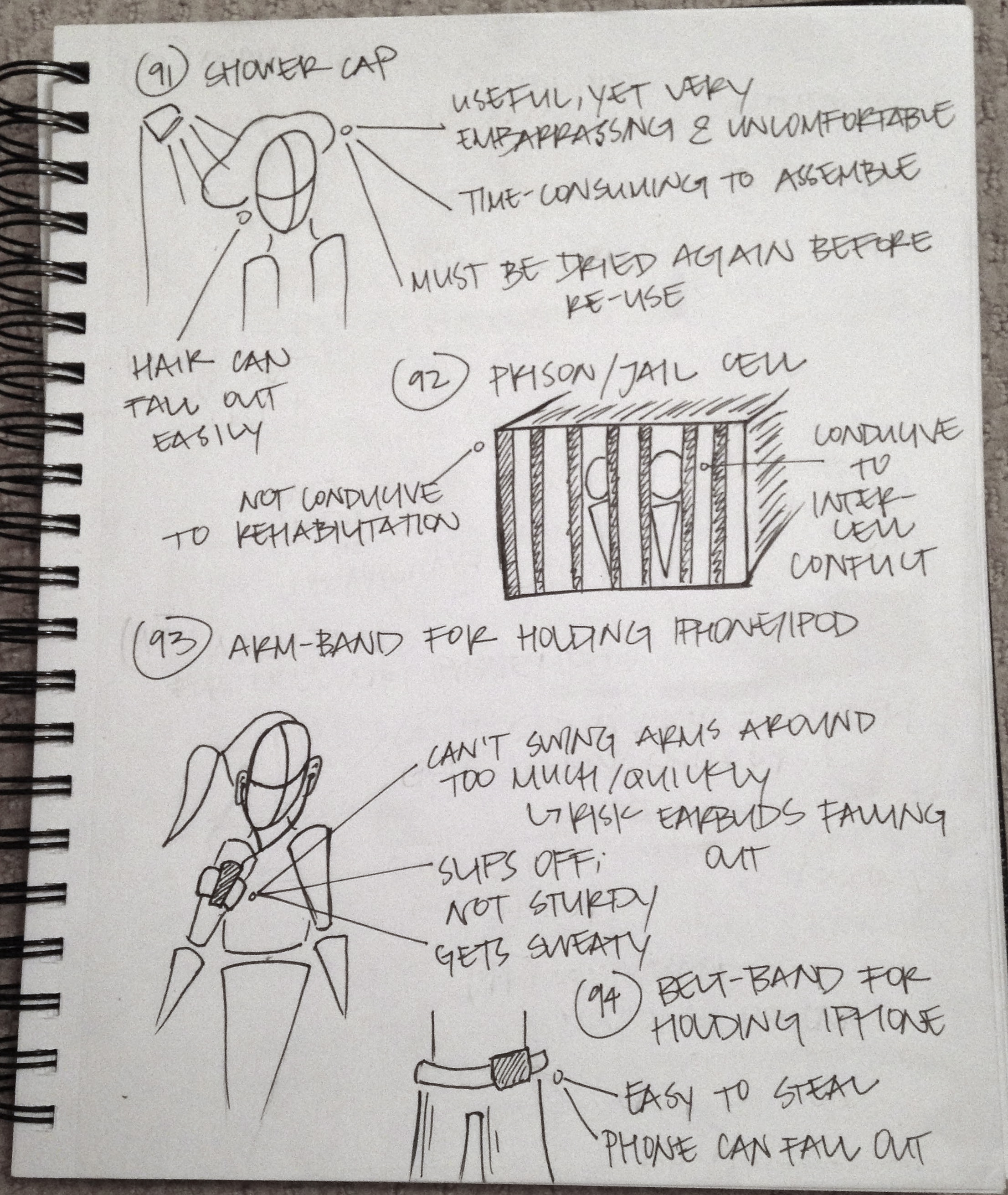 DP3: 100+ Things Brainstorm (7/8)