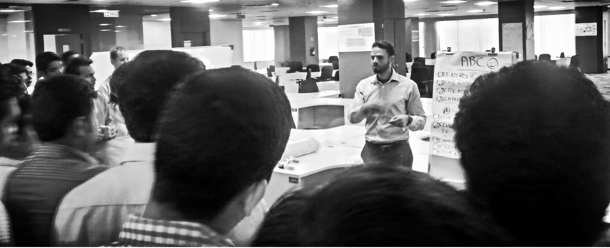Organizational Strategy Workshop -