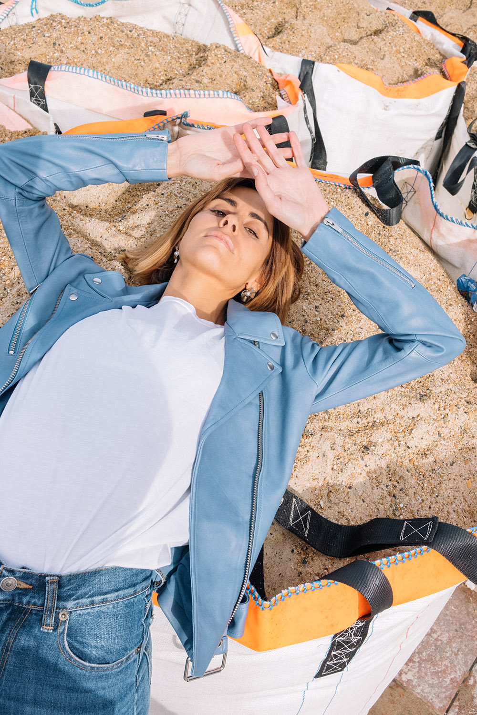 The-Petticoat-Veda-blue-jacket-sandro-boots-levis-pants-in-biarritz-20.jpg