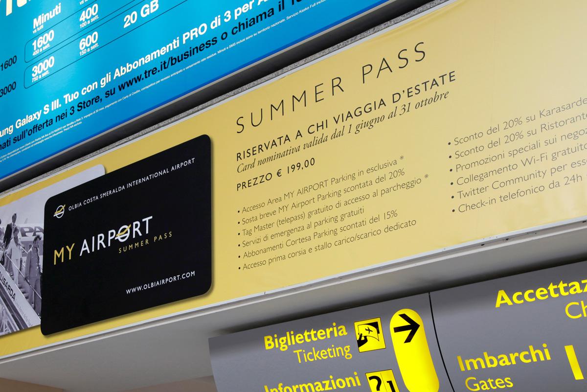GEASAR – MY AIRPORT    LOGO / MEMBERCARD / LETTERING / CAMPAIGN