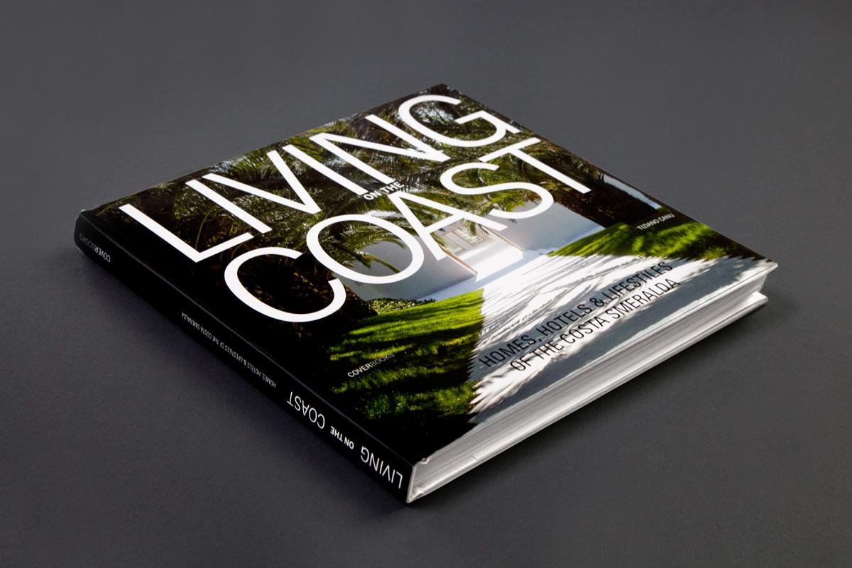 LIVING ON THE COAST    EDITORIAL DESIGN / BOOKS