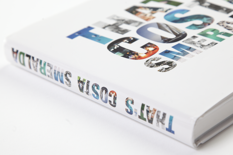 THAT'S COSTA SMERALDA    EDITORIAL DESIGN / BOOKS