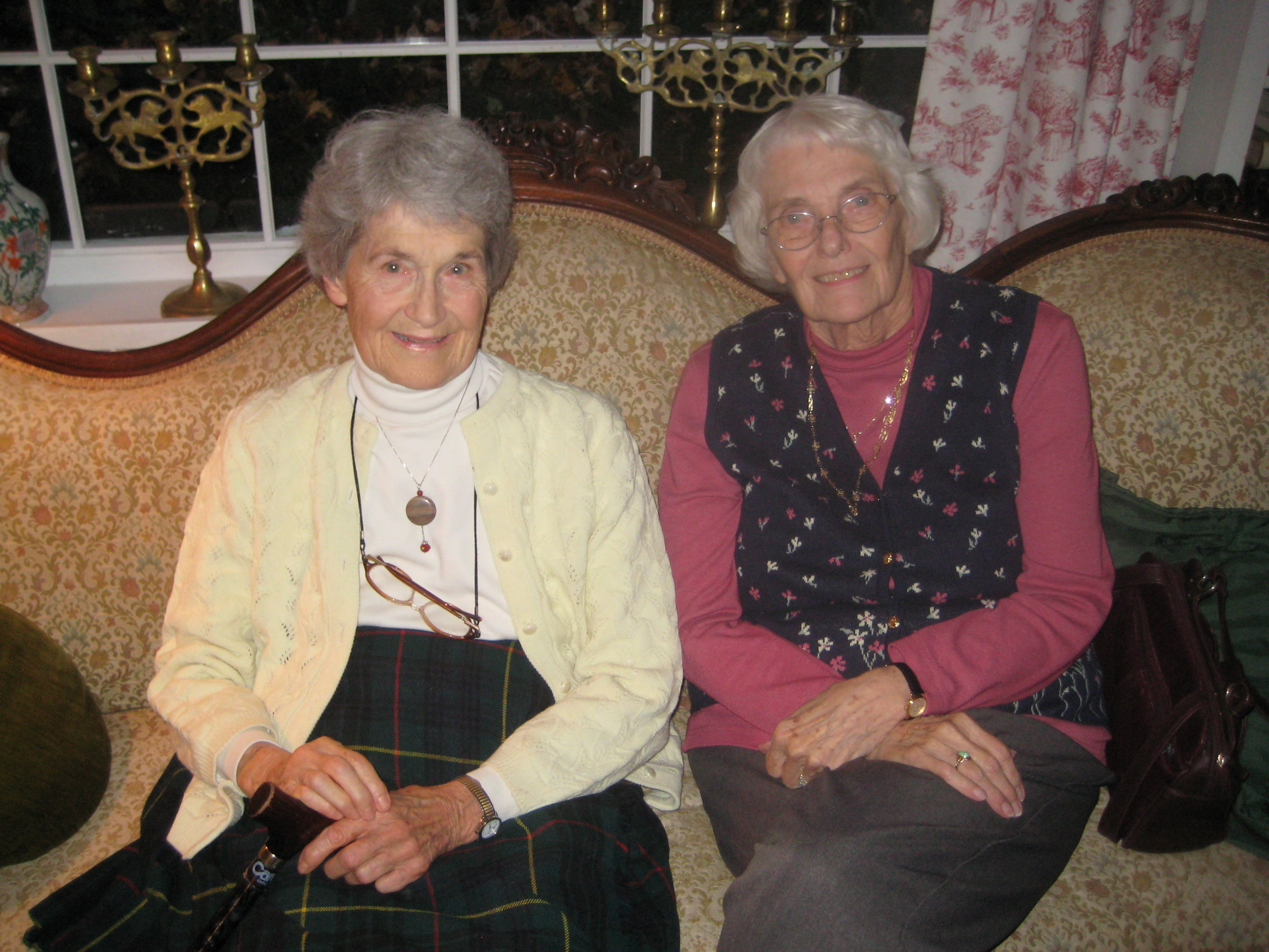 Betty's Visit - Janet & Betty 1.JPG