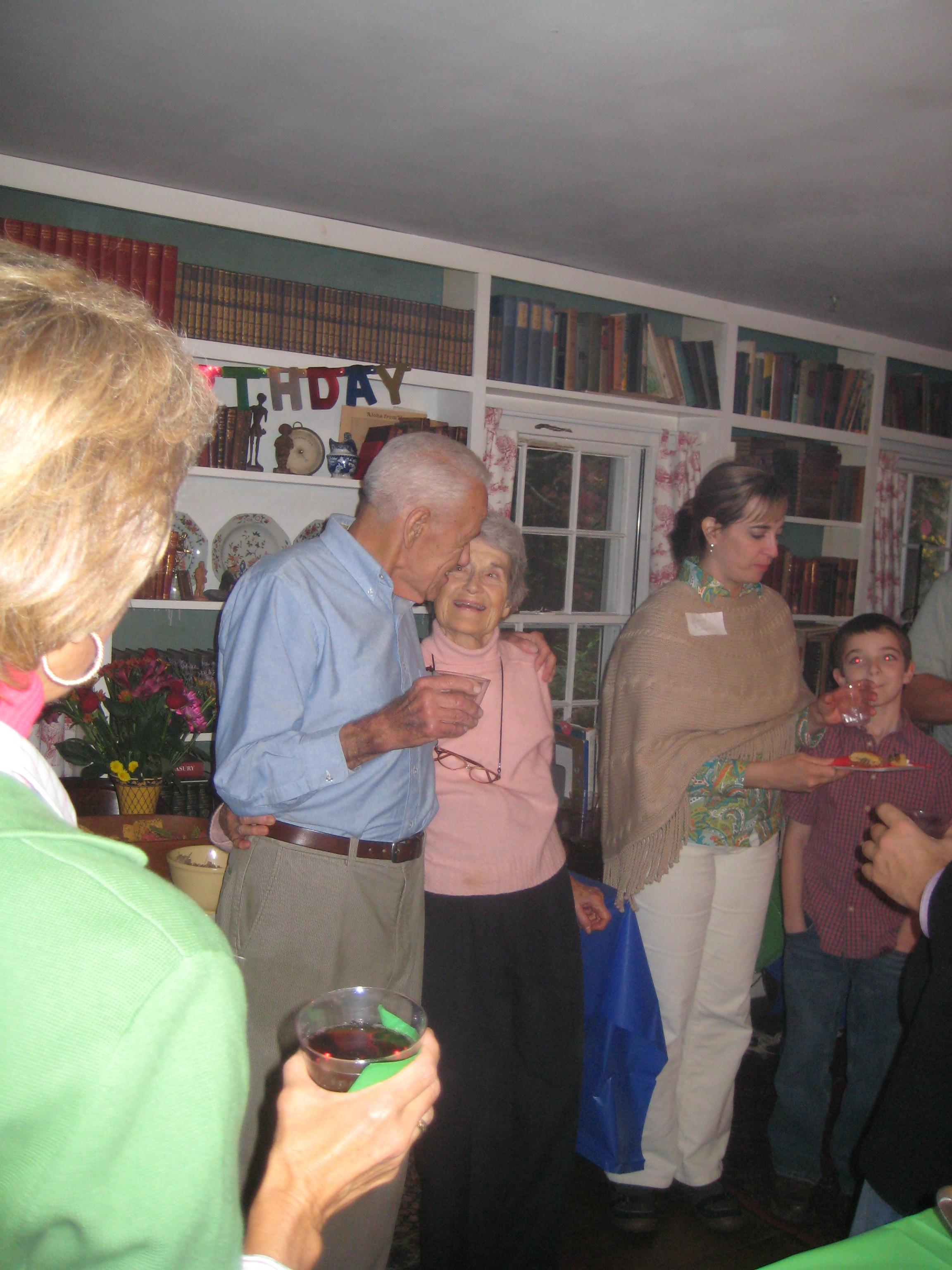 Janet & John & party goers 1.JPG