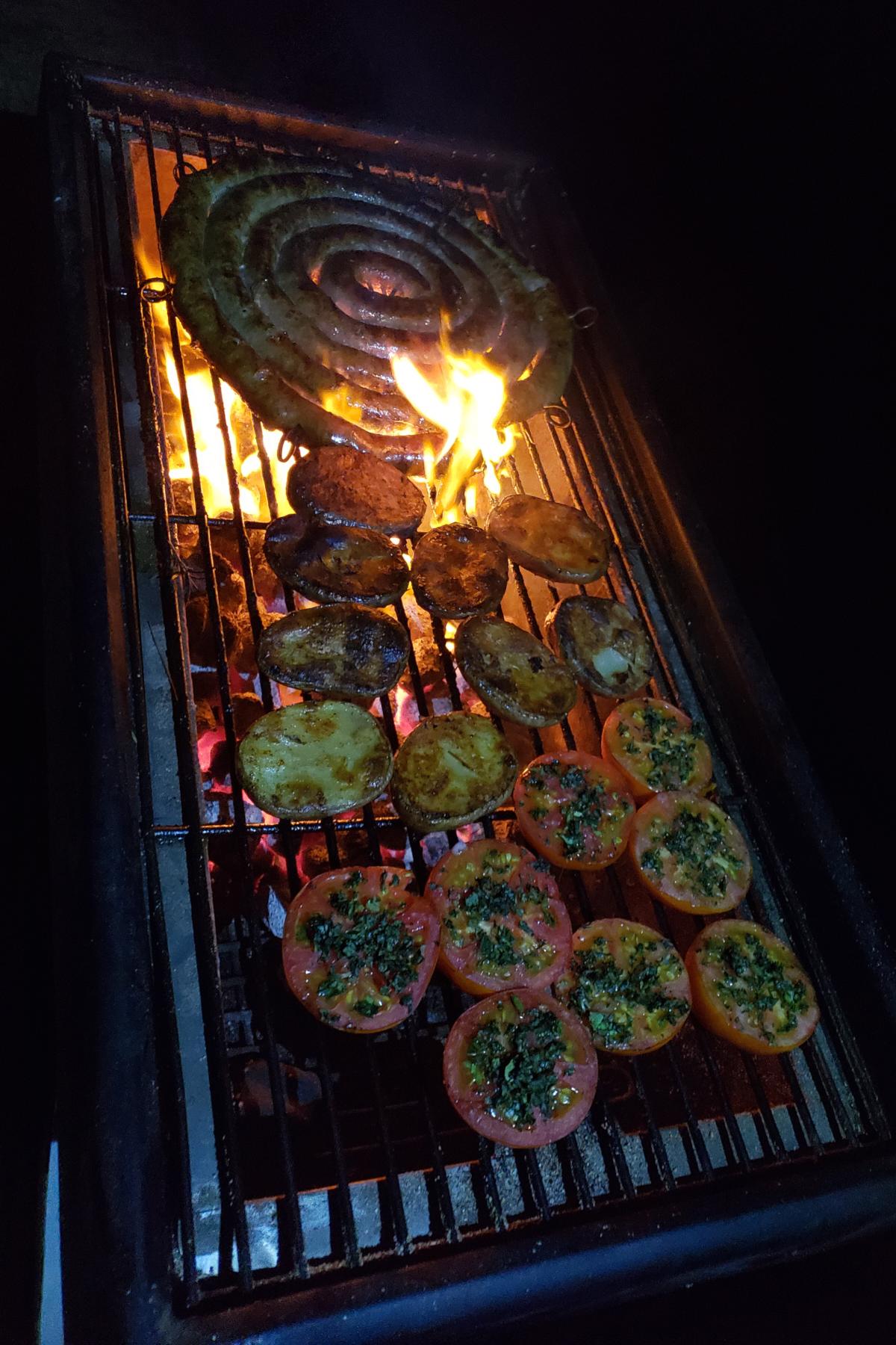 BBQ at Foul Beach