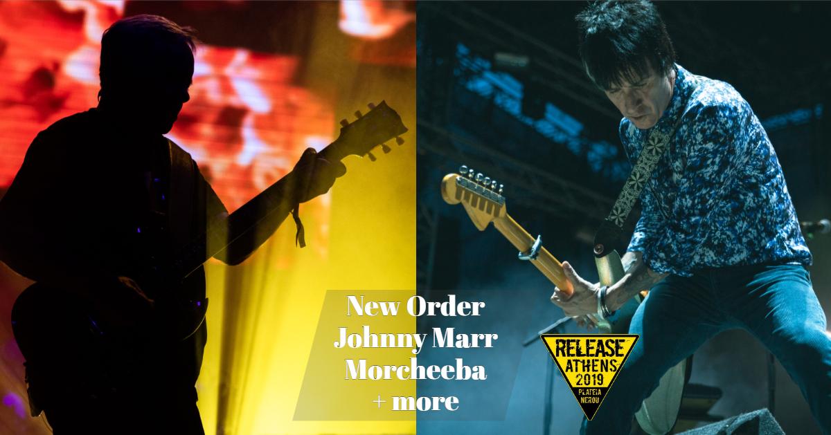 Release Athens Festival 2019 - New Order, Johnny Marr, Morcheeba + more_thumbnail.jpg