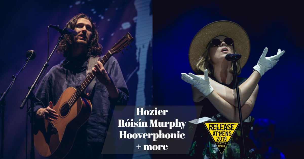 06 Release Athens Festival 2019 - Hozier, Róisín Murphy, Hooverphonic + more_thumbnail.jpg